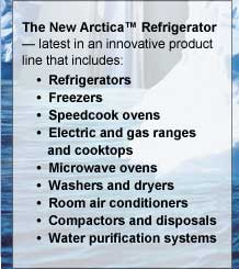 The New Artica Refrigerator